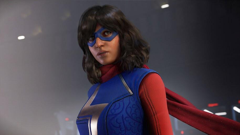 Ms Marvel, Kamala Khan, Marvels Avengers, 4K, #3.2322