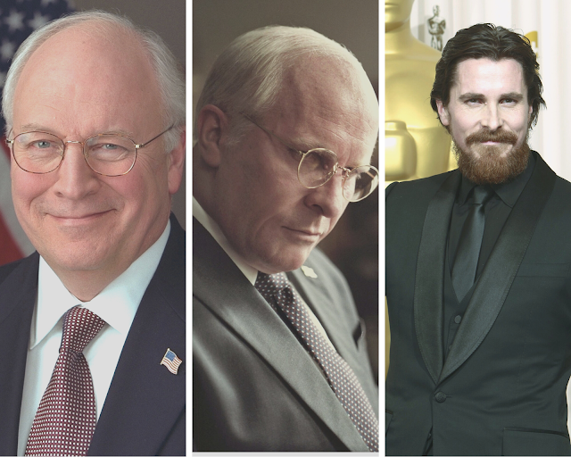 Christian Bale Dick Cheney vice