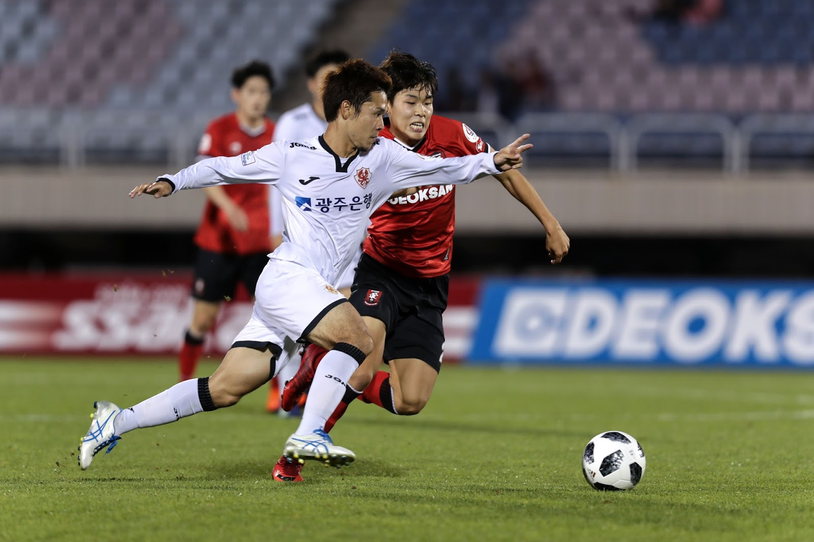 Preview: Gwangju FC Vs Seongnam FC K League 2 Round 11