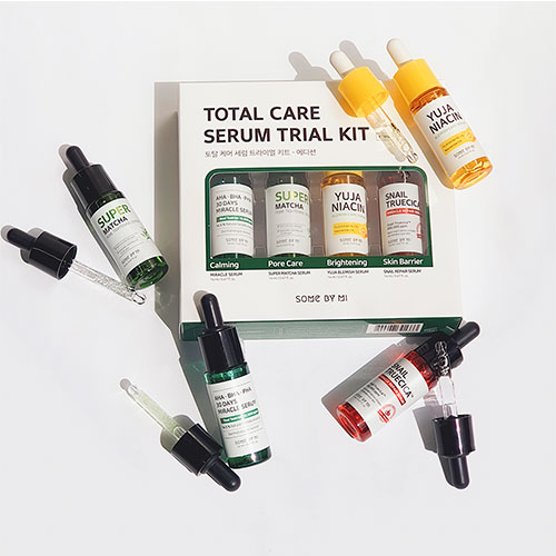 Some By Mi Total Care SerumTrial Kit-Edition 14mlx4 3