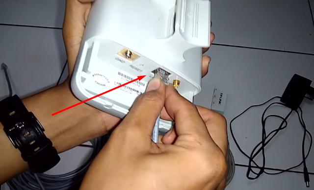 cara tembak wifi jarak jauh topglobal1