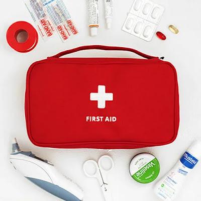 kit de emergencia para vacaciones