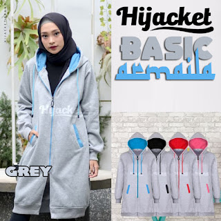 Hijacket Basic GREY