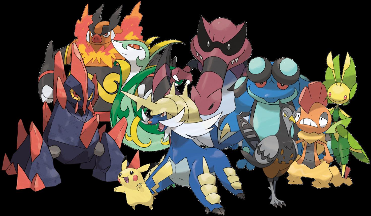 Tales from Block 101: Ten Pokemon is like, totally legal.