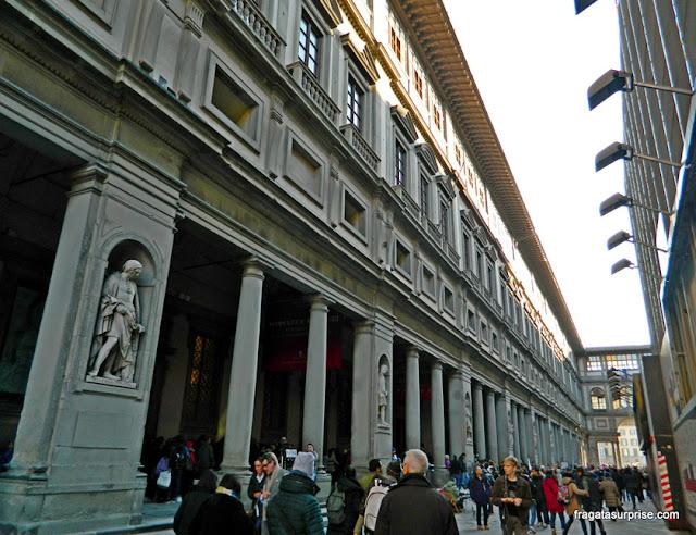 Galleria degli Uffizi, Florença