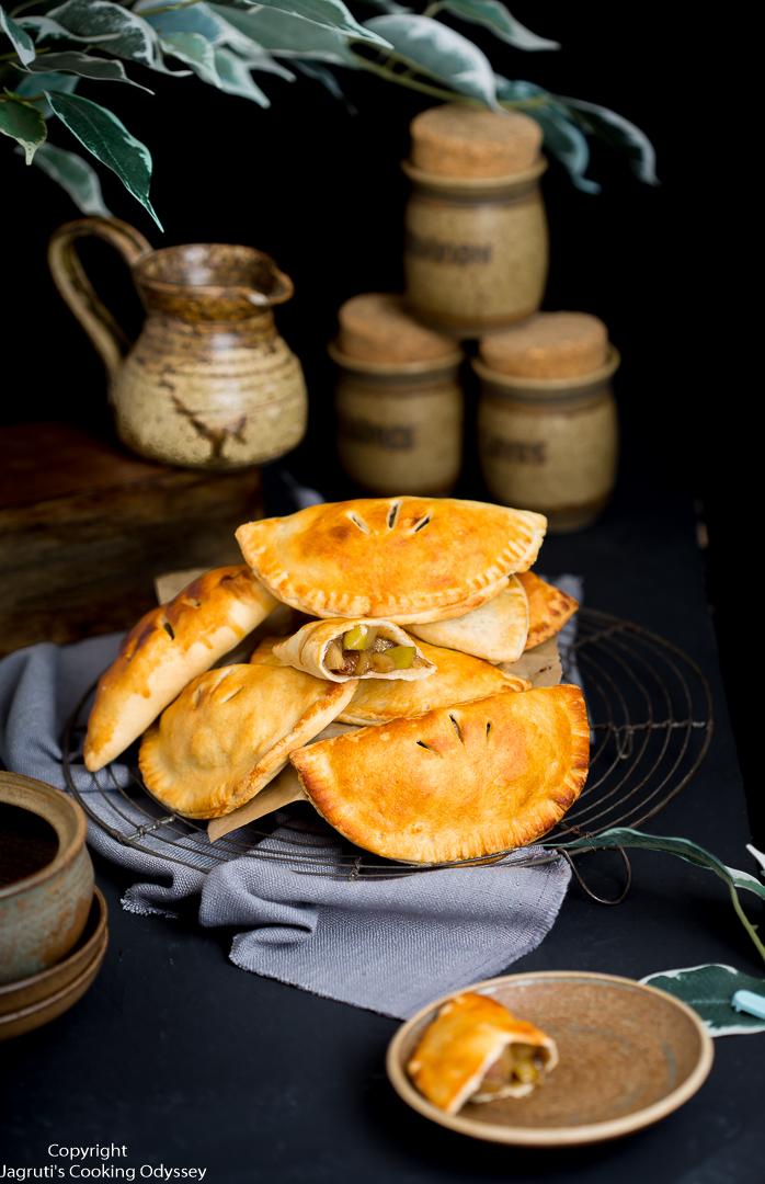 air fryer apple pies