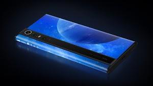 Xiaomi Pamer Smartphone Futuristik, Mi Mix Alpha