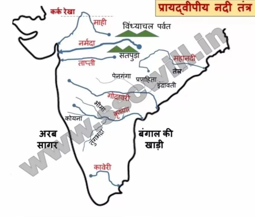 Dakshin Bharat Ki Nadiya
