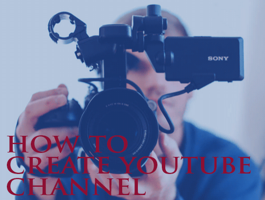 how to create a youtube channel funny
