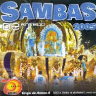 cd sambas de enredo 2013 srie a