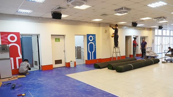 鹿港鎮康動中心25日啟用 許志宏鼓勵銀髮族運動健身