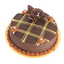 A cake decorator designed elegant cake image