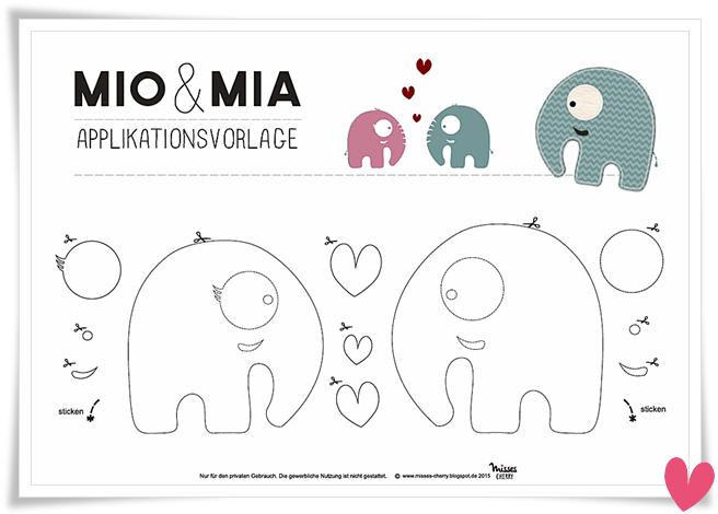 Misses Cherry Mia Mio