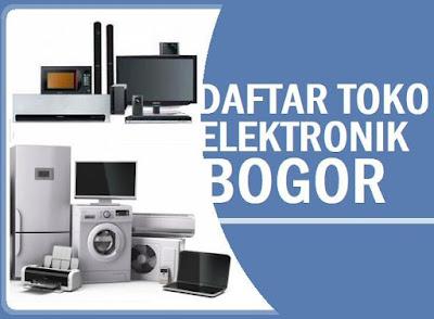 toko elektronik di bogor