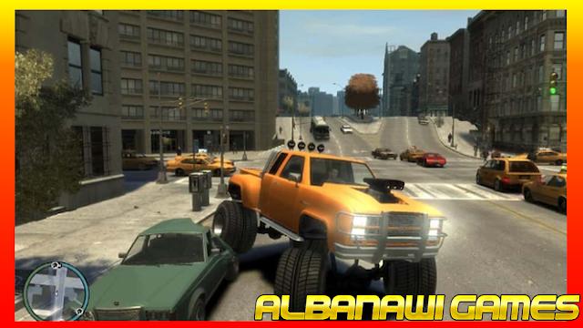 تحميل لعبة  Grand Theft Auto IV للكمبيوتر من ميديا فاير