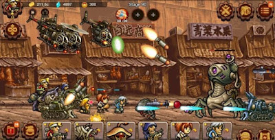 Download game Metal Slug