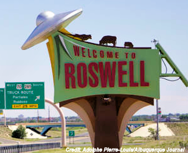 Seventy Years After Government Report of Aliens, Roswell Draws UFO Faithful