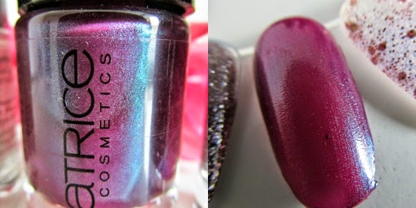 Catrice Ultimate Nail Laquer Potter & Plumbledore Reviews, Photos, Swatches