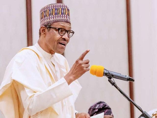 AK-47: Presidency Releases Video Of Buhari's Shoot-On-Sight Order