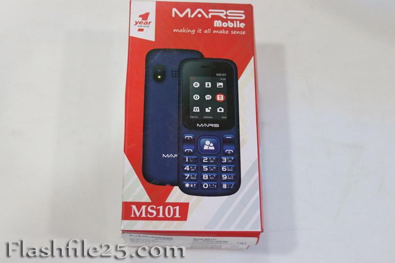 mars ms101 flash file