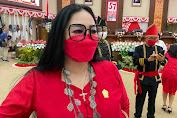 lni Harapan Sandra Rondonuwu dan Inggrid Sondakh di Hut ke 57 Tahun Provinsi Sulawesi Utara