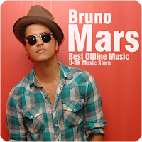 Bruno Mars - Best Offline Music Apk free Download for Android