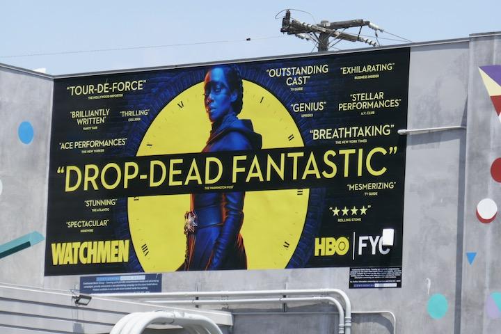 Watchmen 2020 FYC billboard