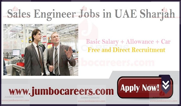Current  job vacancies in UAE, UAE jobs with salary and benefits,