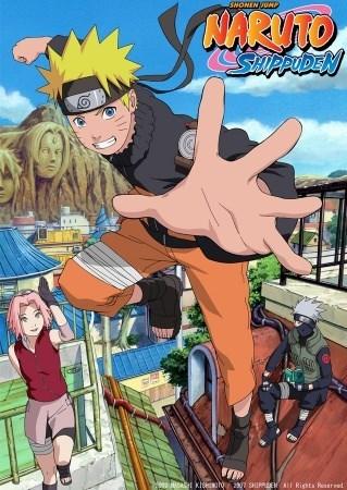 Naruto Shippuden (Anime)