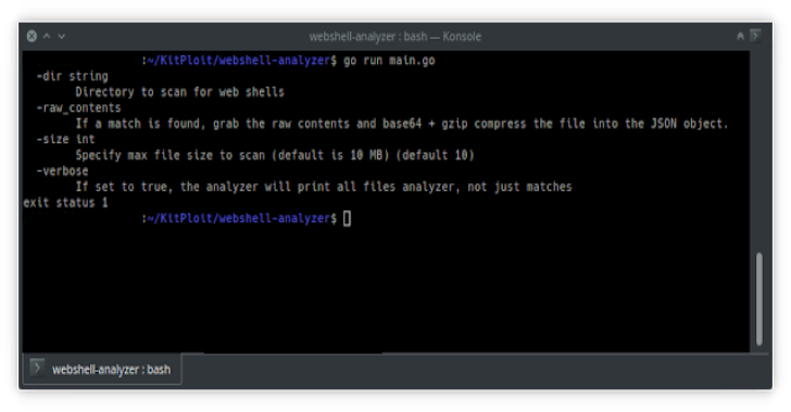 Webshell Analyzer : Web Shell Scanner & Analyzer