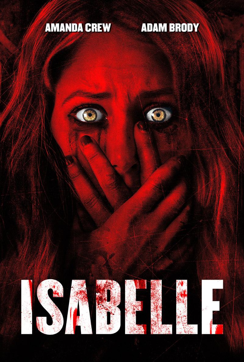 isabelle horror film poster