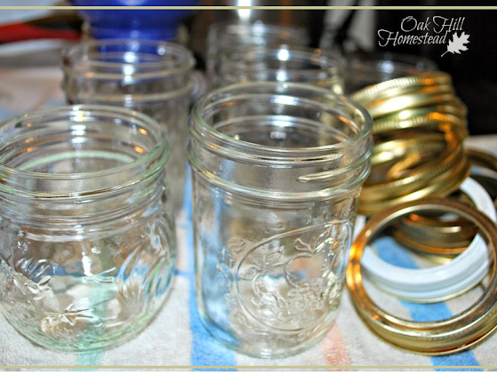 How to Find and Buy Used Canning Jars