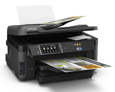 Epson WorkForce WF7610 Driver Download