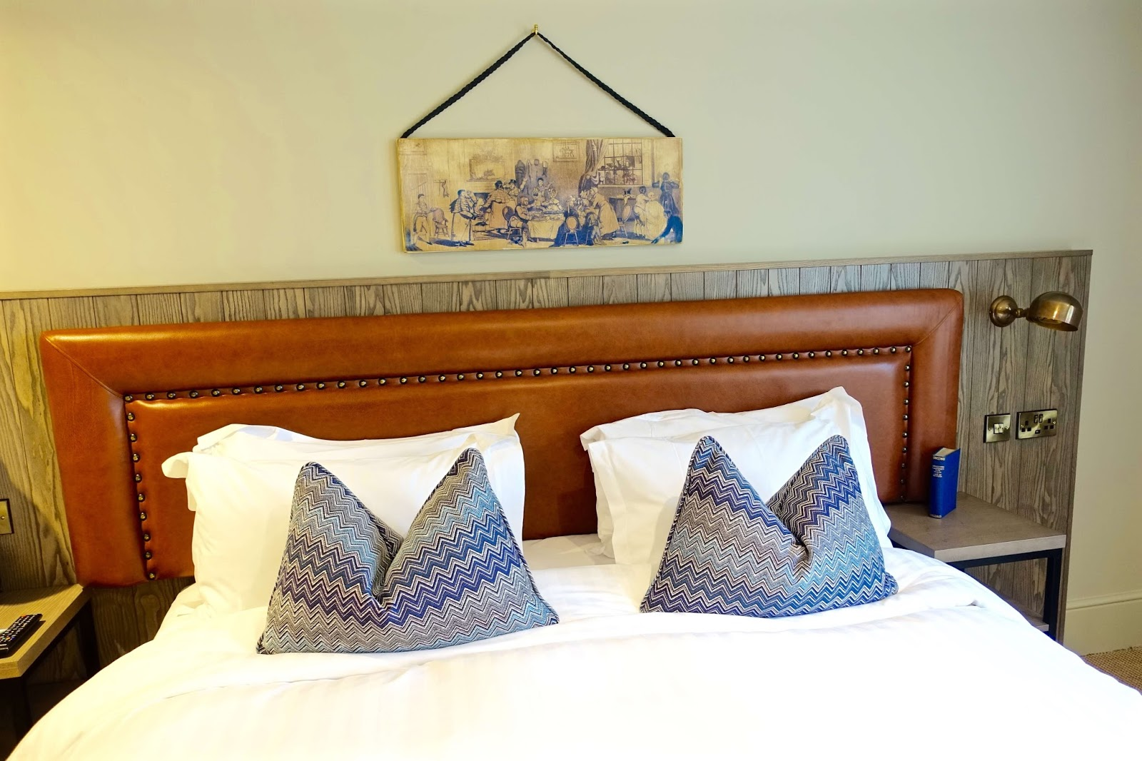 luxury hotel rooms at the white horse hotle in dorking surrey