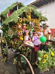 festival de las flores mazamitla 2019
