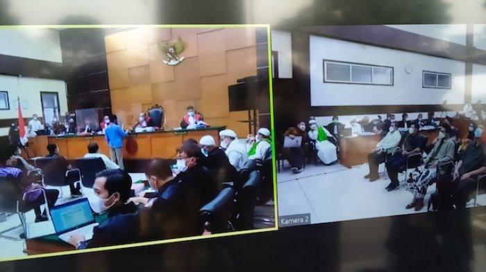 Ditanya Habib Rizieq Siapa yang Harus Patuh Prokes, Saksi Ahli: Publik dan Pejabat Publik