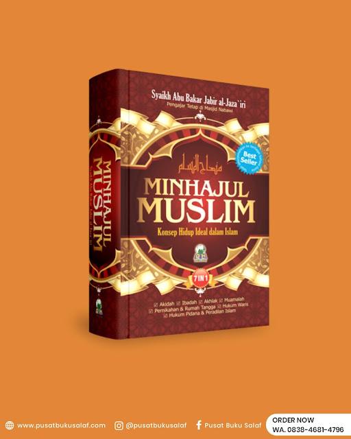 Buku Minhajul Muslim Darul Haq - Pusat Buku Salaf