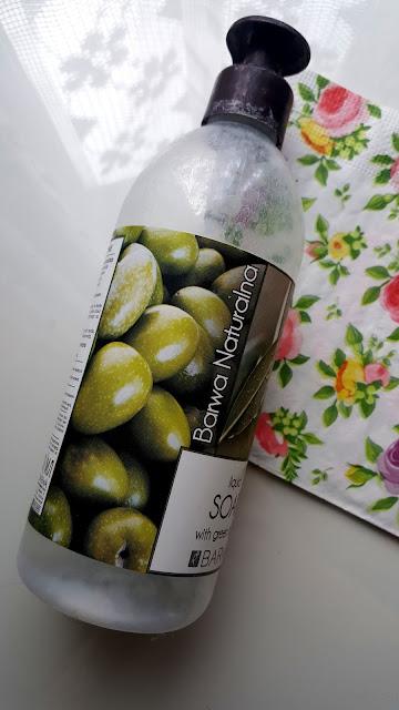 Barwa Naturalna, Mydło oliwkowe