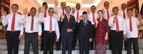 Jokowi Reshufle Menteri - Presiden Joko Widodo Resmi Melantik 6 Menteri dan Waklinya