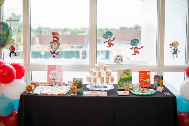 dr+seuss+doctor+green+eggs+ham+birthday+party+theme+event+diy+do+it+yourself+girl+boy+green+orange+blue+pink+red+candy+table+buffet+bar+cake+cat+in+hat+cary+diaz+photography+21 - A Seussville Bonanza