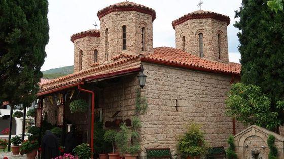 1η Παμμοναστική Σύναξη της Μητρόπολης Φθιώτιδας στην Ι. Μ. Αγ. Γεωργίου Νεράϊδας Στυλίδας