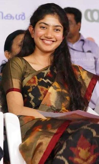 Premam Actress Sai Pallavi Latest image gallery
