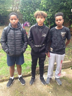 Meet The Little Intelligent Boys Who Saved A Suicidal Man Few Seconds To His Death (DETAILS)