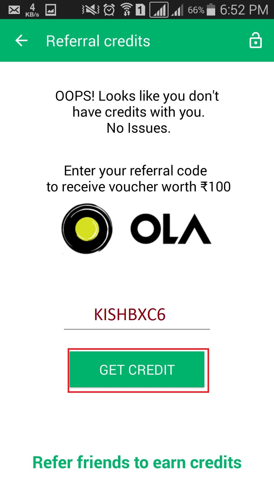 earn money app referral code money view app offer refer and earn free rs 1000 ola 1132