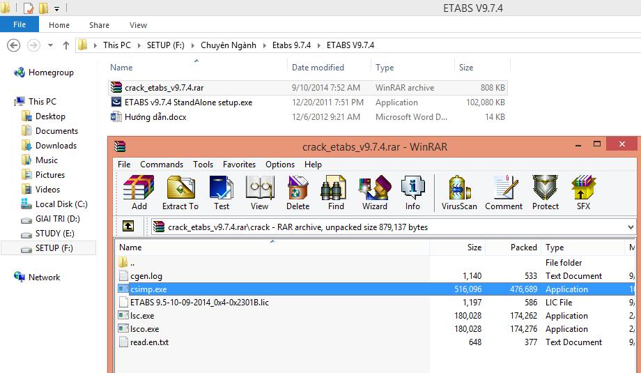etabs 9.7.4 full crack 64 bitsgolkes