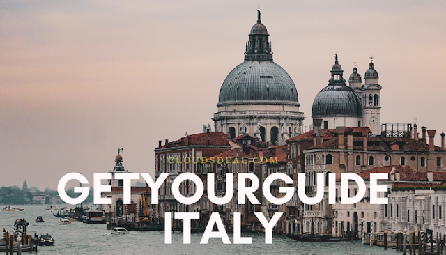 GetYourGuide Italy