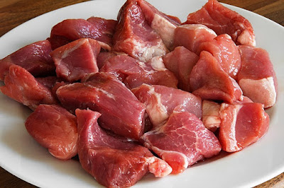 Foods rich in iron to increase hemoglobin in our blood