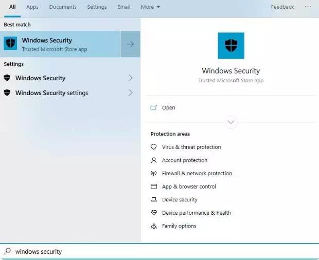 Cara Mengaktifkan Tamper Protection Windows 10-1