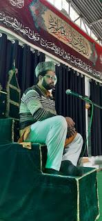 वसीम रिजवी इस्लाम से खारिज है, उसके बयान दहशतगर्दी को बढ़ावा देते हैं - मौलाना रज़ा