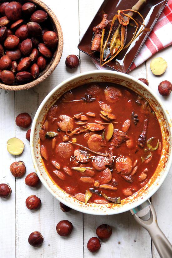 Cara Masak Semur Jengkol : masak, semur, jengkol, Resep, Semur, Jengkol, Super, Duper, Mantap!, Taste